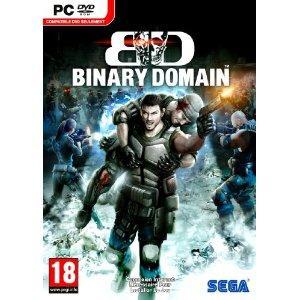 Jeu PC - Binary Domain - Clé Steam (Sortie le 27/04/2012)