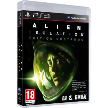Alien Isolation édition Nostromo sur PS3 et Xbox 360 (artbook offert)