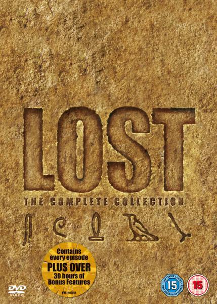Coffret DVD Intégrale de la série Lost en VO