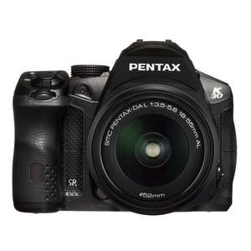 Appareil photo Reflex 16.2 Mpix Pentax K30 + Objectif 18-55 mm