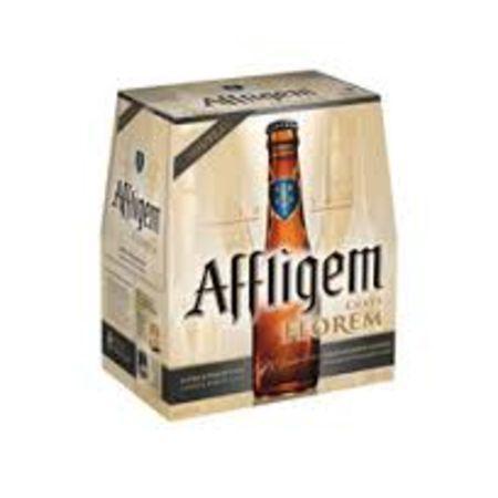 Pack de bière Affligem cuvée Florem 6x25cl