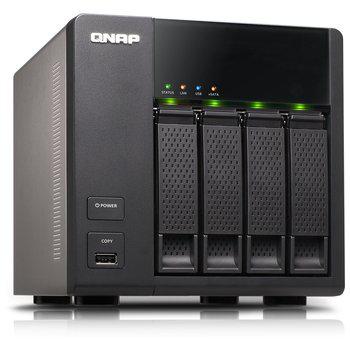 Serveur de fichiers NAS QNAP TS-420