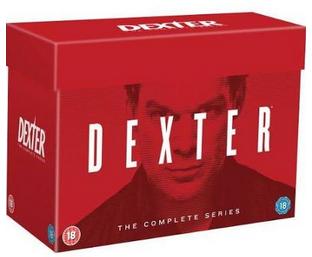 Dexter saison complète 1 à 8 en DVD (en anglais)