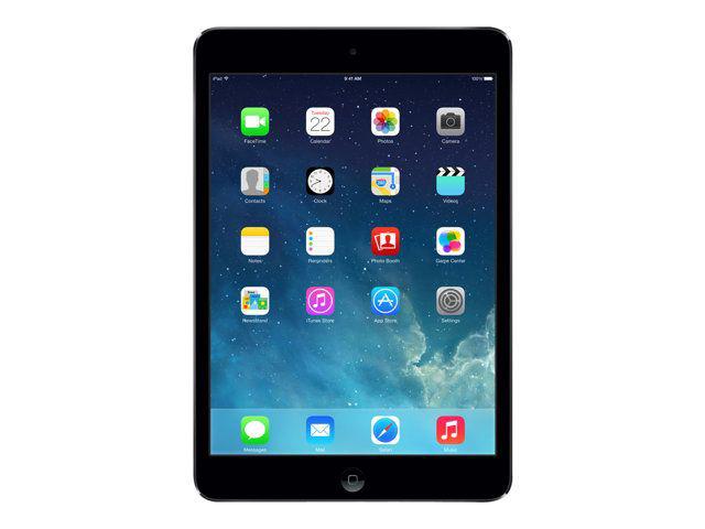 Tablette Apple iPad Mini 2 Retina 16 Go Wi-Fi Gris Sidéral