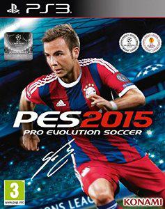 Pro Evolution Soccer (PES) 2015 sur PS3 ou Xbox 360