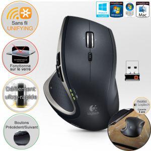 30% de réduction sur une sélection de souris - Ex: Souris Logitech Performance Mouse MX