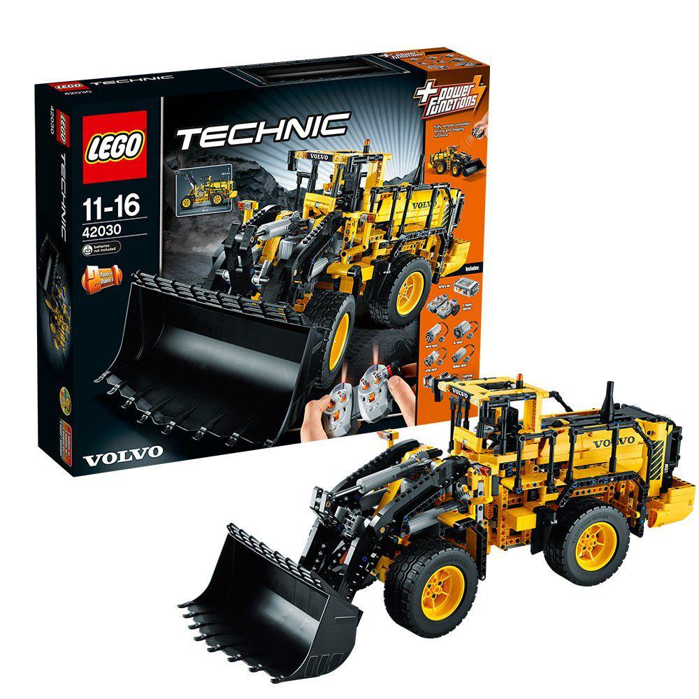 Lego Technic - Chargeuse Sur Pneus Télécommandée Volvo L350F