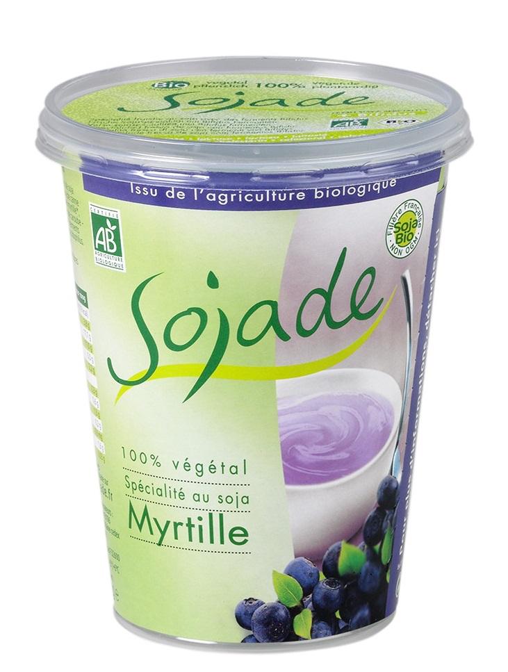 Pot Yaourt 400g Sojade fruits gratuit (100% remboursé via Shopmium)