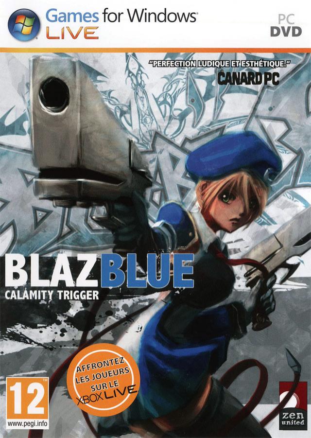 Jeu PC (dématérialisé) BlazBlue Calamity Trigger
