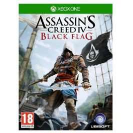 Jeu Assassin's Creed IV 4 : Black Flag Xbox One (dématérialisé)
