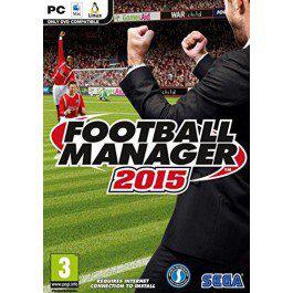 Jeu PC dématérialisé : Football Manager 2015
