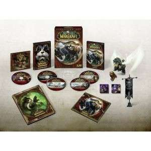 World of warcraft : Mists of Pandaria - édition collector sur PC