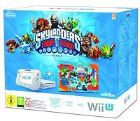 Précommande : Wii U Pack Basic Skylanders Trap Team