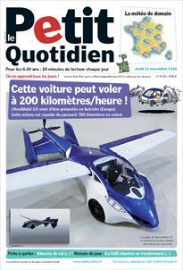 Abonnement Le Petit Quotidien pendant 6 mois