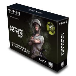 Carte graphique Sapphire AMD HD7970 3Go GDDR5 - Reconditionnée