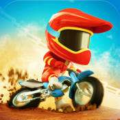Motocross Elite Gratuit sur iOS (au lieu de 0.89€)