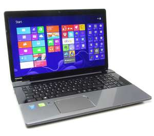 "PC portable 17,3"" Toshiba Satellite L70 B 10M - i5 -4200U - 4Go - 1To - Win 8"