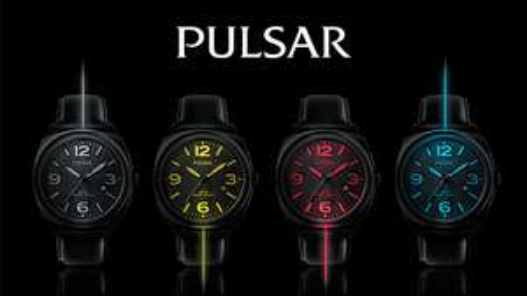 """Montre homme Pulsar série """"Urban"""" - 4 coloris au choix"""