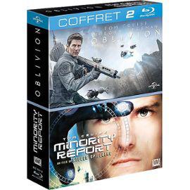 Coffret 2 Blu-Ray : Oblivion et Minority Report