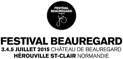 Festival de Beauregard - Caen : Pass 3 jours