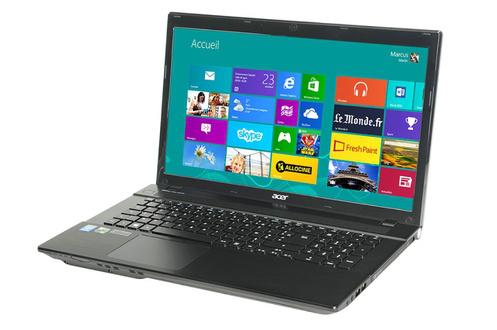 """PC portable 17.3"""" Acer Aspire V3-772GTX-747a4G1TMakk - GTX 850M, i7 Haswell, 1000 Go"""
