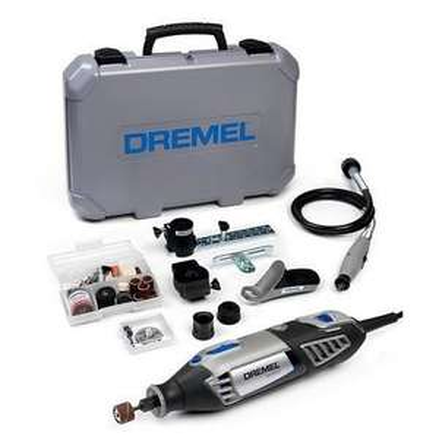 Coffret Dremel 4000 JD - 65 accessoires (Avec ODR 15€)