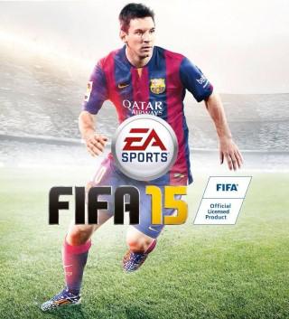 Jeu FIFA 15 offert pour tout achat d'une tenue Olympique Lyonnais