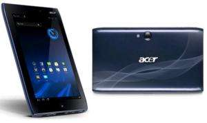 Tablette tactile ACER ICONIA TAB A100