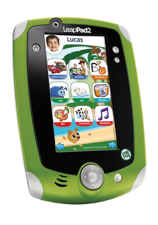 Tablette tactile LeapPad 2  Leapfrog - Jeu Éducatif - Vert