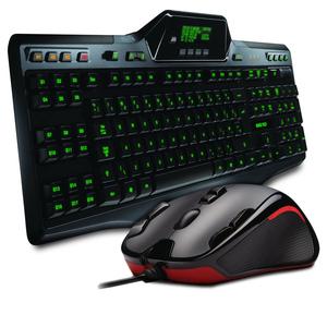 Clavier Gaming Logitech G510 + Souris gaming G300 / livraison gratuite