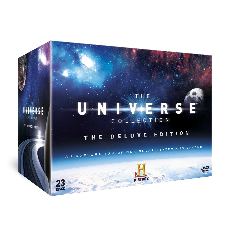 Coffret Intégrale de la série Les mystères de l'Univers [Import Anglais] - Blu-ray à 38.60€, DVD