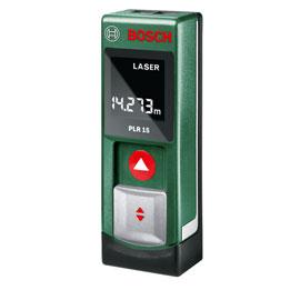 Télémètre laser Bosch PLR 15 - Portée 15 m (Avec ODR de 10€)