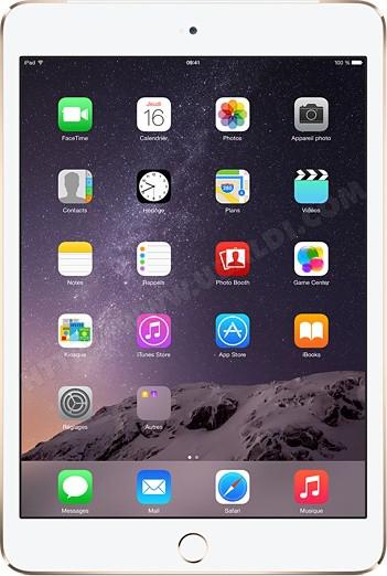 Tablette iPad air 2 Wifi 16 Go - Or
