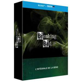 [Adhérents] Coffret Blu-Ray - Breaking Bad l'intégrale