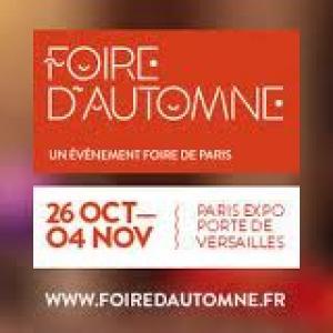 Invitations gratuites à la Foire d'automne Paris
