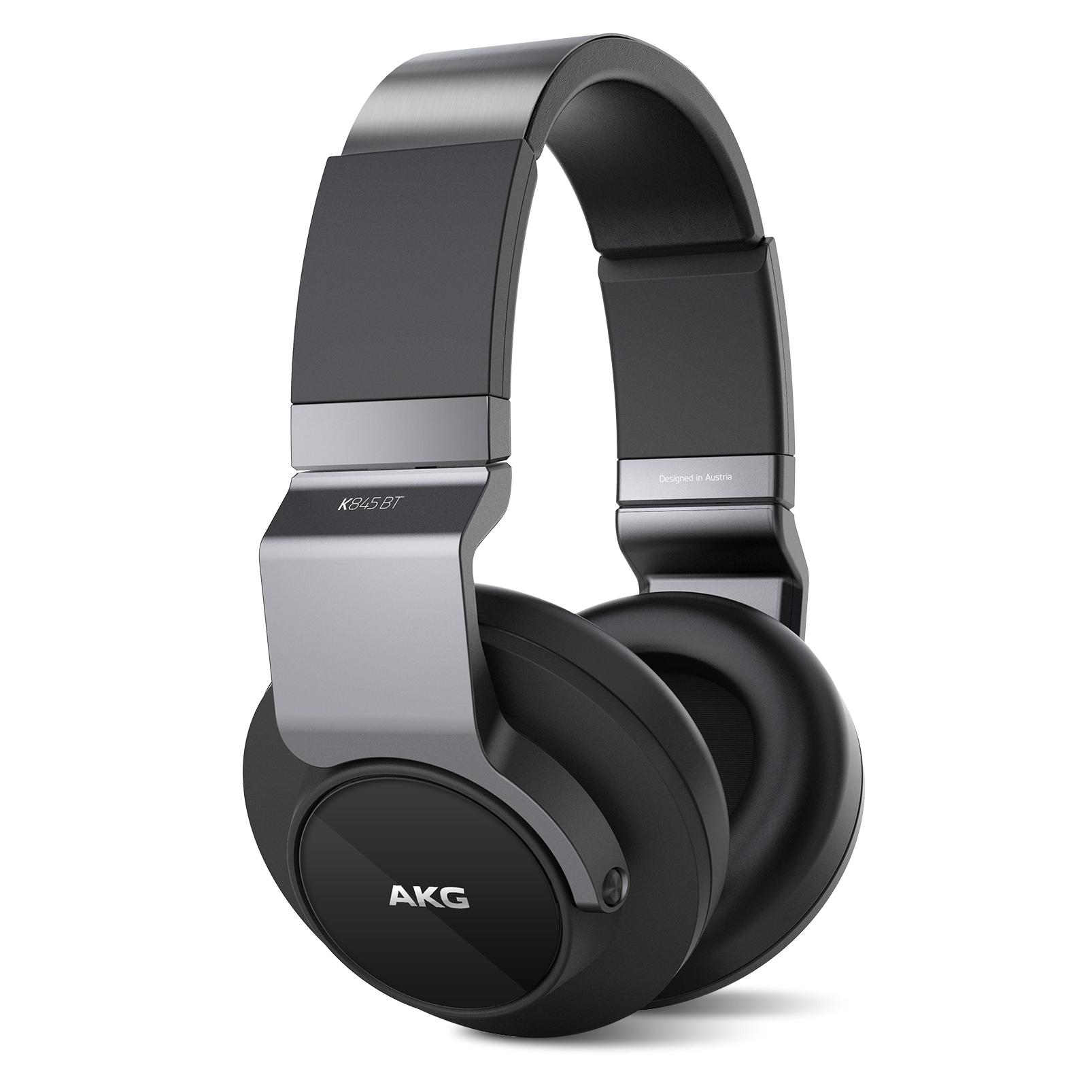 Casque Audio Fermé AKG K845 BT sans Fil et Pliable