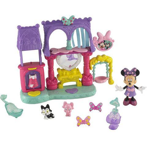 Salon de beauté Mattel Minnie (Avec 14.99€ sur la carte Waaoh)
