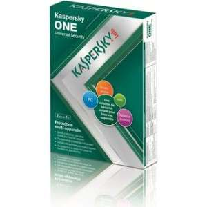 Kaspersky ONE pour PC/MAC/Smartphones/ Tablette Android