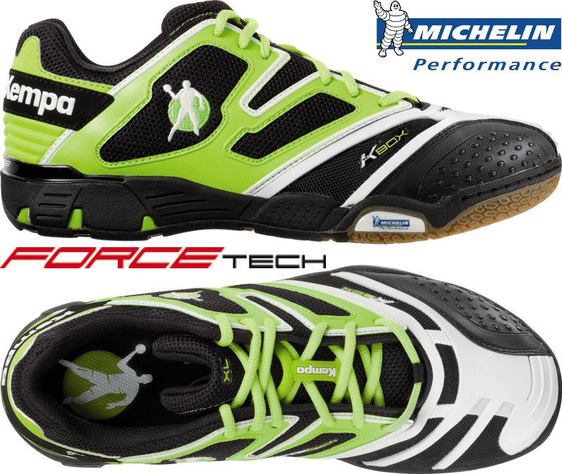 Chaussures intérieur de handball Kempa Status Xl