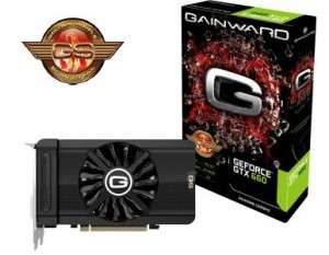 Carte graphique Gainward GeForce GTX 660 2Go