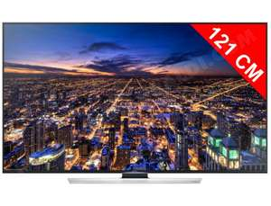 "TV LED 48"" Samsung UE48HU7500 -  4K 3D (Avec ODR 150€)"
