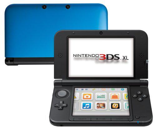 Console Nintendo 3 DS XL