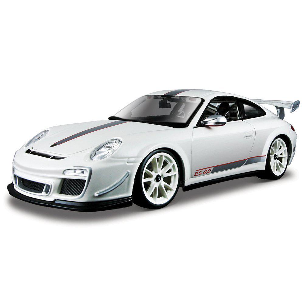 Véhicule Miniature Porsche 911/997 Gt3 Rs 4.0L - Echelle 1/18