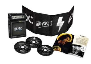 Sélection d'albums AC/DC à 6.99€ - Ex : Coffret Backtracks AC/DC (Avec 2 CD +1 DVD + Version MP3)