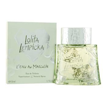 Eau de toilette Lolita Lempicka L'eau au Masculin - 50 ml