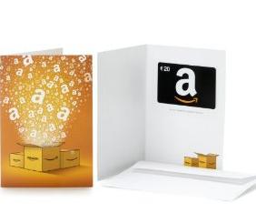 20 € offerts en carte cadeau Amazon sur une sélection de produits Logitech
