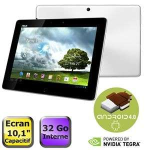 Tablette Asus TF300 Blanche 32go