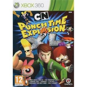 Punch Time Explosion XL sur XBOX 360