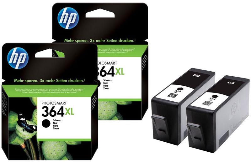 15% de réduction sur les multipacks de cartouches HP