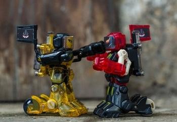Robot de Bataille télécommandés Battroborg